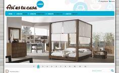 Asiestucasa.com #Eurekas! Tienda de muebles y decoracion on line!