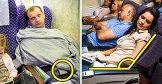 9Secrets for Perfect Airplane Sleep