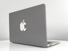 LAPTOP-CASE IM LEGO-LOOK BRIK CASE