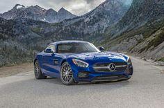 2016 Mercedes Amg Gt S Front Three Quarter