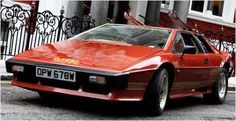Lotus Esprit Turbo James Bond car from For Your ...