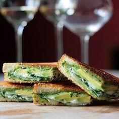 My Nguyen @myhealthydish_ Grilled Cheese wi...Instagram photo | Websta (Webstagram)