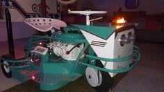 Swisher Lawn Mower Turned Bug Fogger Lawn Mower Mower Swisher