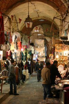 Tunis Souk, Tunisia