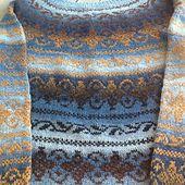 Ravelry: hellemyrvik's Fåvang - sweater