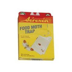 Buy Aeroxon Xon071 Food Moth Trap X2 from our Weed & Pest Control range - Tesco