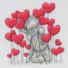 Tatty Teddy Hearts