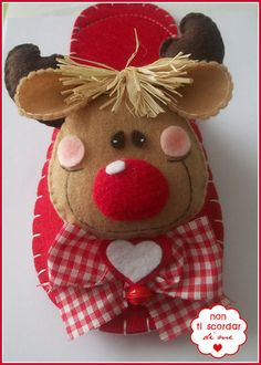Christmas Crafts To Make, Felt Christmas Ornaments, Christmas Cupcakes, Christmas Fabric, Santa Christmas, Homemade Christmas, Christmas Decorations, Hobbies For Kids, Theme Noel