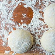 Jim Lahey, behind the new restaurant Co., shares his recipe for no-knead pizza dough.