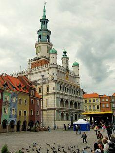Town Hall, Poznan