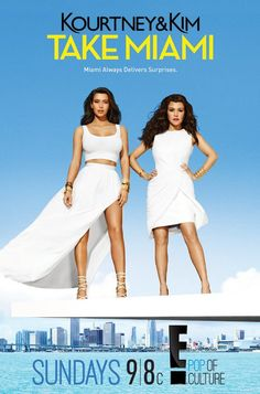 """In tonight's episode of Kourtney and Kim Take Miami, the Kardashian sisters are hunting for new home in Miami and they clash when Kim falls in love with a new space but Kourtney, a mother of two, considered the place """"not kid friendly. Kourtney Kardashian, Kim Kardashian Latest Pics, Kim And Kourtney, Kardashian Jenner, Kardashian Style, Miami, Jenner Family, Reality Tv Shows, Kendall And Kylie Jenner"""