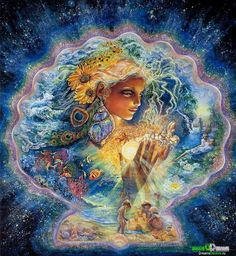 Fantasy Art by my favourite artist JOSEPHINE WALL