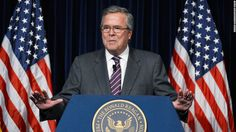 """'It kind of pours gasoline on the fire among conservatives who don't trust him' (CNN) – During a """"Family Reunion"""" conference hosted by the Hispanic Leadership Network in April 2013, Jeb Bush spoke freely on the promise immigrants hold for America and his views on reform. He said, during a discussion with Univision, that it ..."""