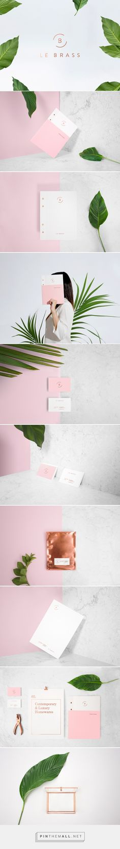 Le Brass Branding by Tatabi Studio | Fivestar Branding – Design and Branding Agency & Inspiration Gallery