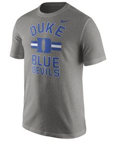 Nike Men's Duke Blue Devils Stadium Team First Stripe T-Shirt