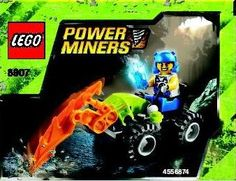 lego coloring pages to print power miners | 181x236