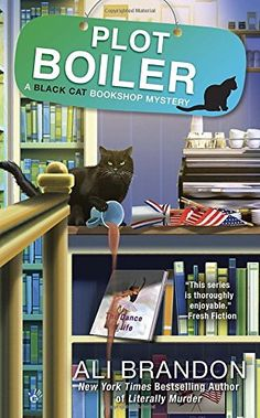 Plot Boiler (A Black Cat Bookshop Mystery) by Ali Brandon http://www.amazon.com/dp/0425261557/ref=cm_sw_r_pi_dp_84JQwb13C49YB