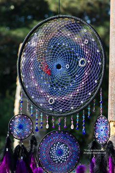 Dreams of the universe. Ilyana Bernikova. Dreamcatcher