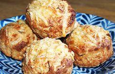 Вкусные маффины с орехами - рецепт