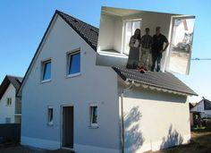 #Hausübergabe in Friesenheim - herzlichen Glückwunsch an die #Bauherren und eine tolle Zeit im #Raumwunder 100! #massivhaus