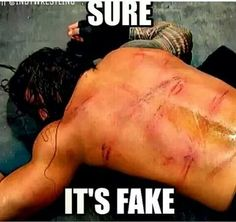 I hate it when people say wwe is fake. it is scripted but they still put t. - wwe & wwf News Wrestling Quotes, Wrestling Wwe, Wwe Quotes, Golf Quotes, Wwe Raw And Smackdown, Wwe Funny, The Shield Wwe, Volleyball Workouts, Wwe Roman Reigns