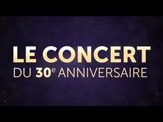 spectacle 30e anniversaire cirque du soleil