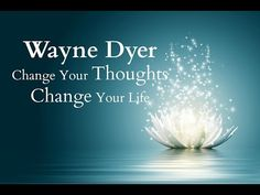 In Change Your Thoughts – Wayne Dyer talks about how you can change your life in a positive way, just by changing your way of thinking. Motivational Speeches, Motivational Videos, Inspirational Quotes, Green Tara Mantra, Neck And Shoulder Pain, Spiritual Meaning, Abraham Hicks Quotes, Wayne Dyer, Mind Body Soul