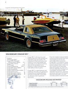 1978 Mercury Cougar XR-7 https://plus.google.com/+JohnPruittMotorCompanyMurrayville/posts