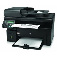 LaserJet printer that has iron in it for printing decals.