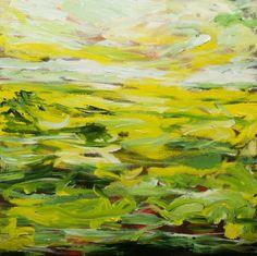 "Saatchi Art Artist Allan P Friedlander; Painting, ""Rainford"" #art"
