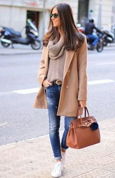 Casual winter outfit @sandrabcnfash