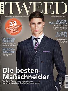 Ausgabe - TWEED - 2013/01   Wieland Verlag