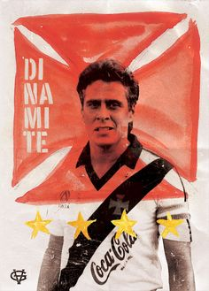 dinamite • www.futebolnoposter.blogspot.com.br