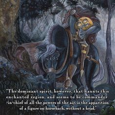 My watercolor artwork are influenced by fairytales, fantasy, and folklores. My headless horseman artwork has been featured in the town of Sleepy Hollow. Sleepy Hollow Book, Legend Of Sleepy Hollow, Watercolor Artwork, Watercolor Print, Creepy, Scary, Headless Horseman, Literary Quotes, Book Club Books