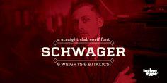 Schwager on Behance