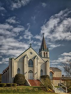 Our Lady Star of the Sea Historic Churches of Calvert County Md ~ Bill Conway's photo stream. Click photo for more photos.