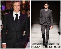 "The Derek's Blog: Colin Firth en Joseph Abboud – ""Gambit"" World Premiere"