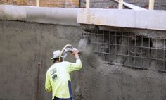 Our Shotcrete is designed as a 7 mm and 10 mm aggregate sized sprayed product ranging from 20 to 50 MPa compressive strength at 28 days, with a design slump of 60 mm.   Benefits: The lower health risks, less negative influence on the environment raises the demand for the shotcrete concrete and is ideal for spraying pool walls, embankments and retaining walls.