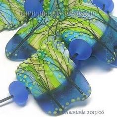 lydia muell lampwork beads images - Yahoo Image Search Results