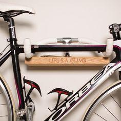 Retro Bike Rack by PeckandChisel on Etsy
