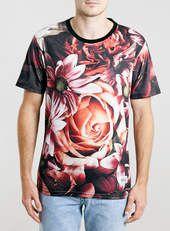 THFKDLF Floral T-shirt*