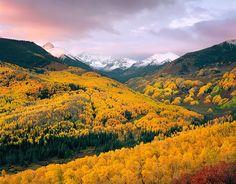 Valle di Capitol Creek, Colorado, USA