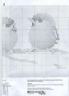 Схемы Valerie Pfeiffer №21442