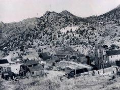 Historic Silver City Idaho