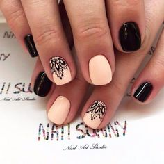Fall Nail Designs For Short Nails Picture nail art 2368 best nail art designs gallery Fall Nail Designs For Short Nails. Here is Fall Nail Designs For Short Nails Picture for you. Fall Nail Designs For Short Nails nail art 2368 best nai… – nageldesign. Best Nail Art Designs, Short Nail Designs, Nail Designs Spring, Designs On Nails, Nail Design For Short Nails, Gel Manicure Designs, Beige Nails, Metallic Nails, Acrylic Nails