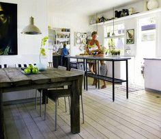 Modern Kitchen Design: A New Authenticity — Guest Post from Susan Serra of The Kitchen Designer