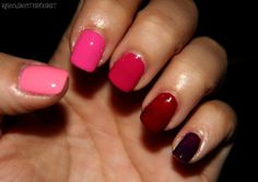 Ombre nails - love or loathe?
