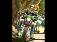 Bob Segar - Roll Me Away with Dave Mann Art. This is one of my favorite song videos. A lot of my life is felt through this arrangement!