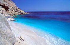 mesahti and seychelles beach in Island of Ikaria, #Greece