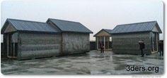 China.- Impresora 3D genera 10 casas en un solo día - NOTICIAS NEWS